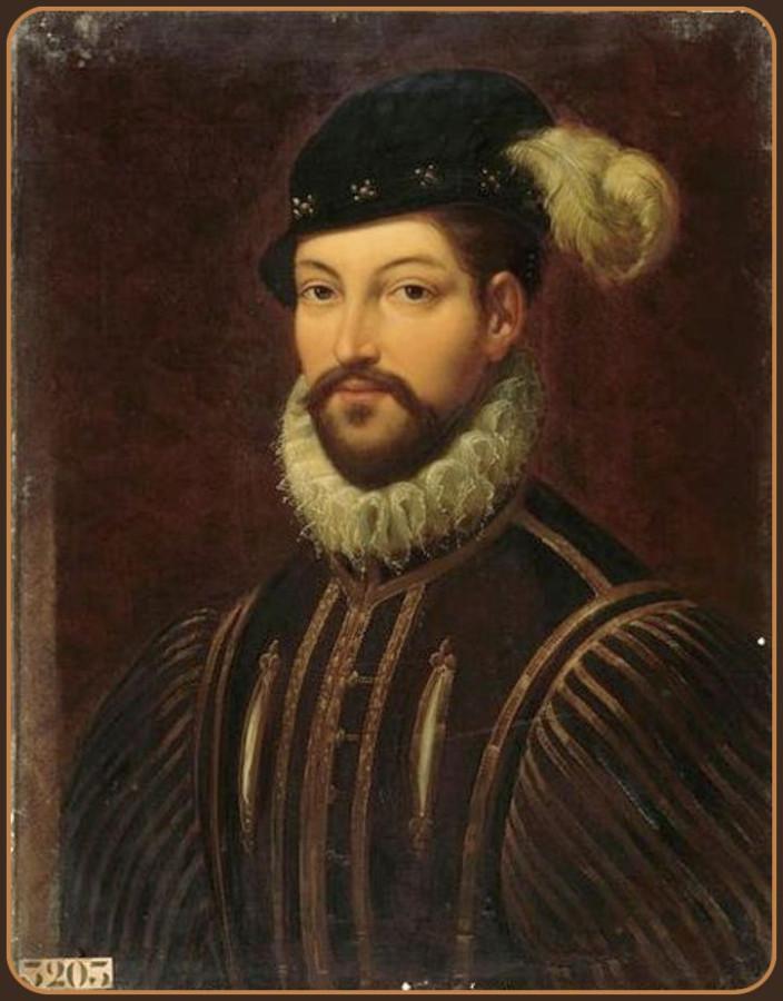 467px-Gabriel_de_Lorges_comte_de_Montgomery_1530_1574_by_Feron_Eloi_Firmin