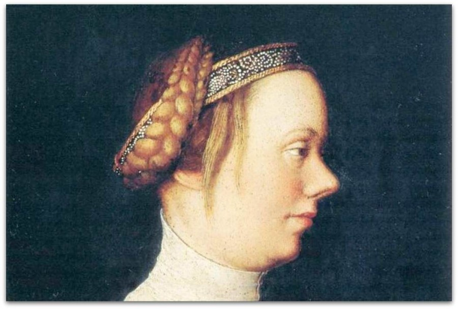 30341-portrait-of-a-woman-holbein-hans-the-elder