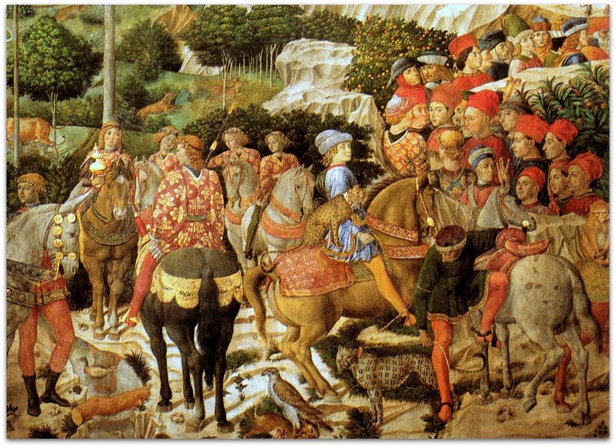 Копия (2) Cappella_dei_magi,_corteo_con_giuliano_de'_medici_e_giuseppe_patriarca_di_costantinopoli