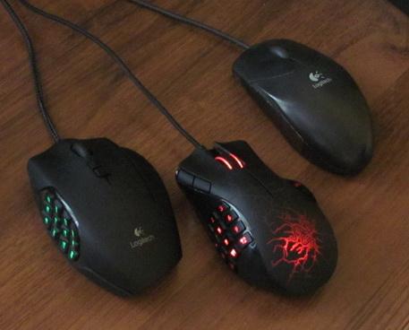 3 грызуна