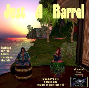 EbE Just a Barrel (Italianesque) ADc