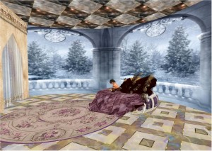 EbE Fairytale Princess Tower Princess Chambers4