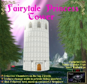 EbE Fairytale Princess Tower ADc