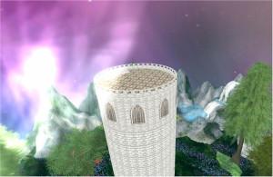 EbE Fairytale Princess Tower Roof