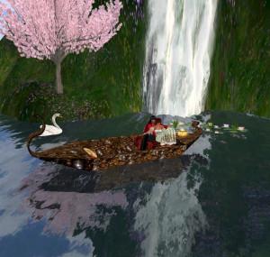 EbE The Viviane Faerie Boat3