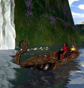 EbE The Viviane Faerie Boat6