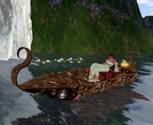 EbE The Viviane Faerie Boat7