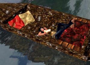 EbE The Viviane Faerie Boat8a