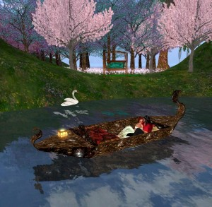 EbE The Viviane Faerie Boat5