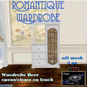 EbE Romantique Wardrobe AD