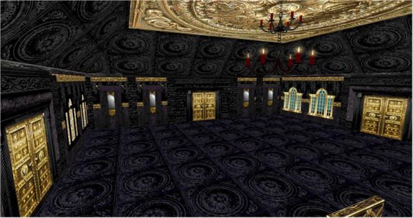 WIP Dark Romance Mansion2
