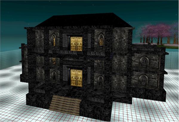 WIP Dark Romance Mansion3
