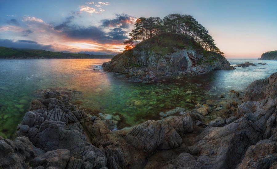 фото красивые приморского края природы