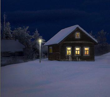 Коллаж о зиме