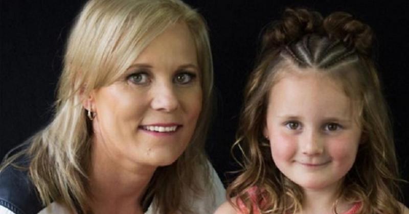 Шелли Гиффорд - жительница австралийского Мельбурна. У нее есть маленькая девочка по имени Грейс, милая и ласковая