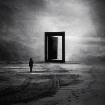 Одиночество в фотографиях Kasia Derwinska