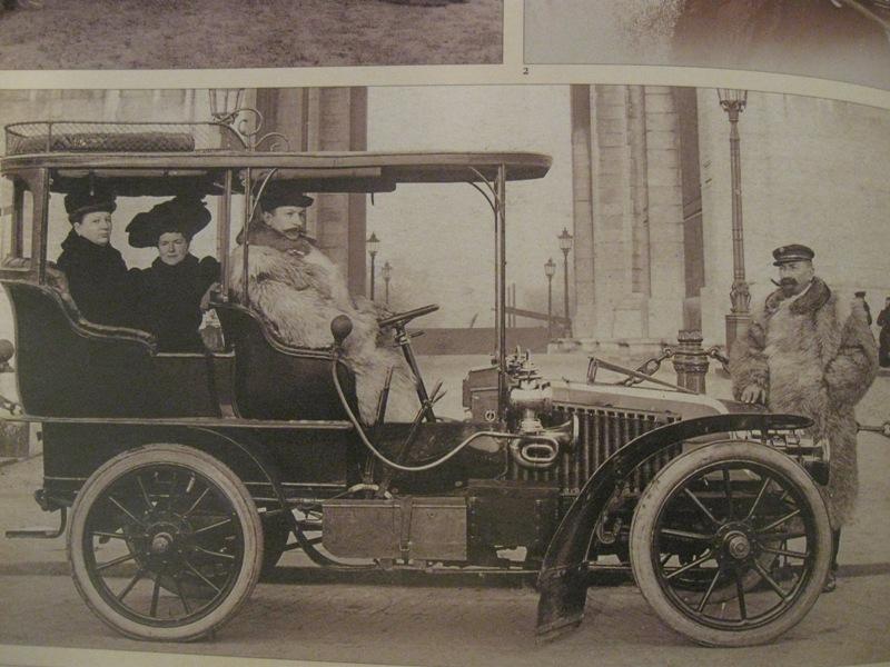 париж 1901