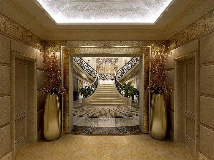 дизайн интерьера холла2