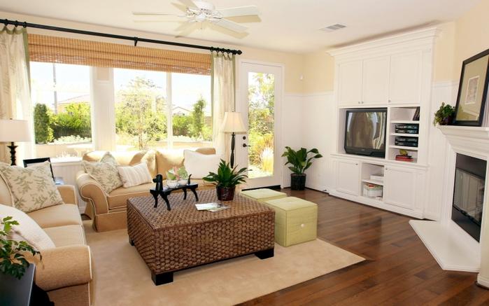Дизайн интерьера гостиной3