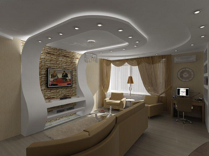 Дизайн интерьера гостиной4