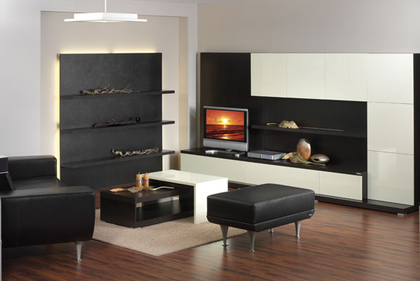 Дизайн интерьера гостиной5