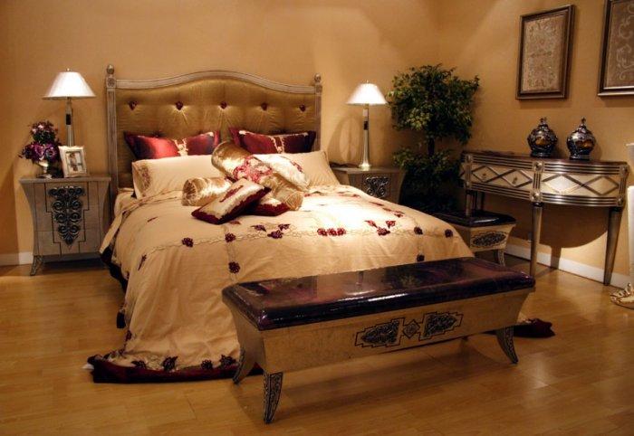 Дизайн интерьера спальни2