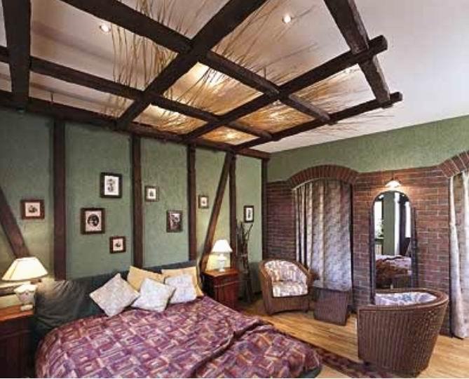 Дизайн интерьера спальни3