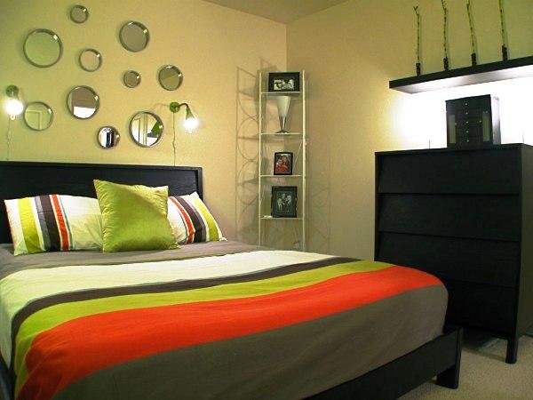 Дизайн интерьера спальни5