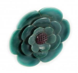 пуговица цветок