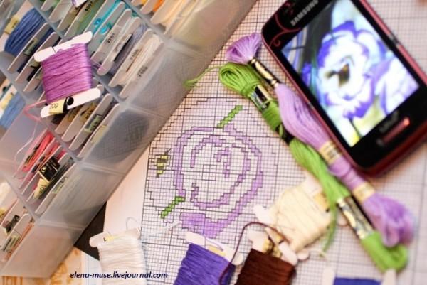 Как создать свою вышивку по фото