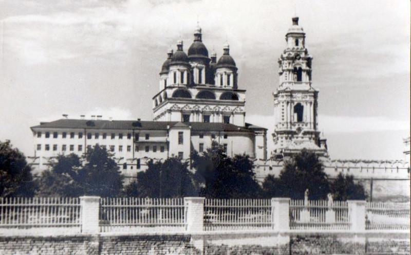 Восточная часть пл.Ленина (стадион),1950-е