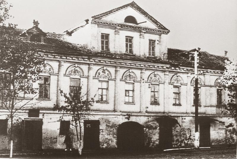 Кутум-Беззубикова дом