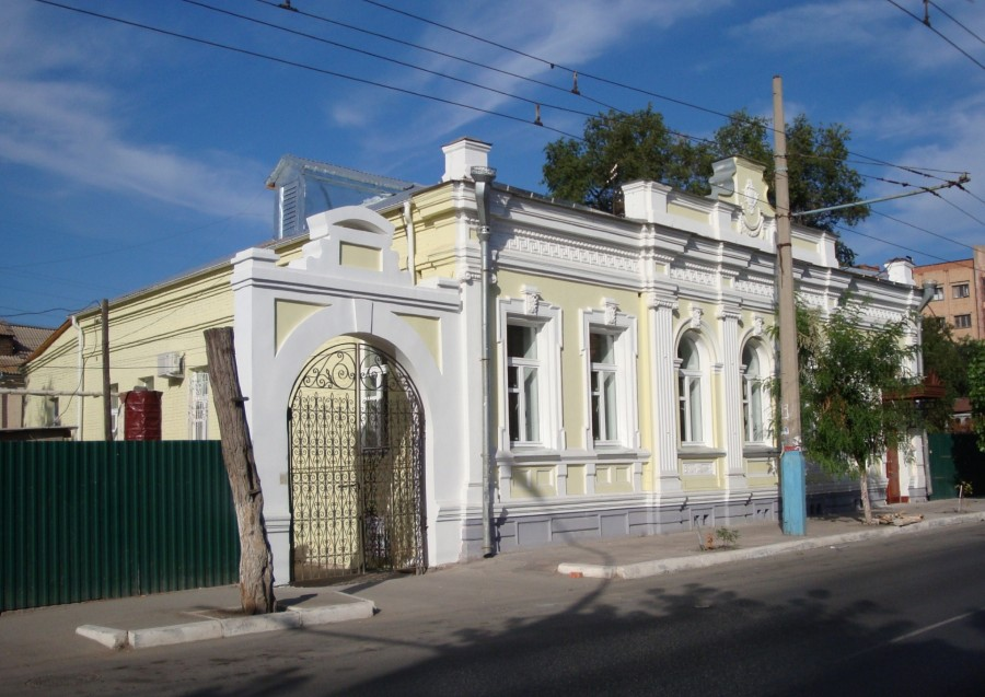 Свердлова,73 - Аладжалова-1901-1902