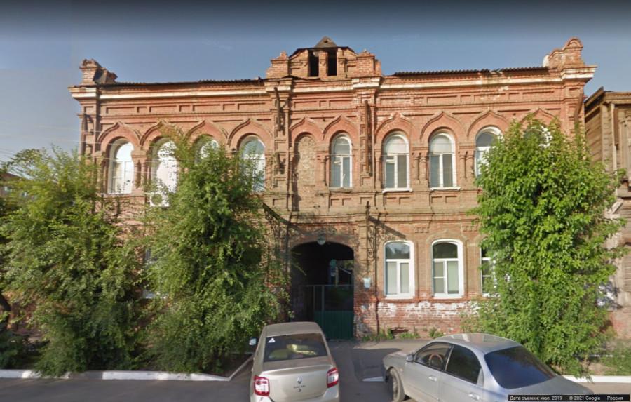 Кр.набережная 70-дом Сериных