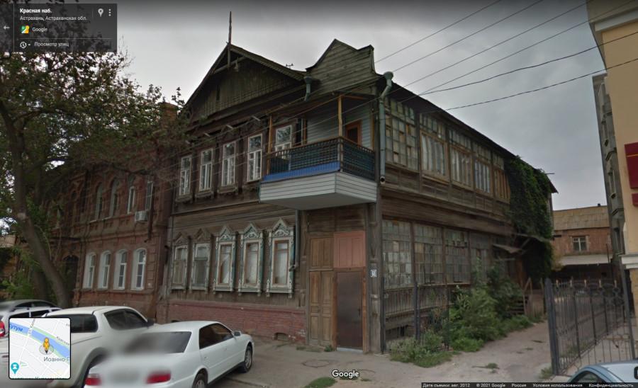 Кр.набережная 68-дом Беляева