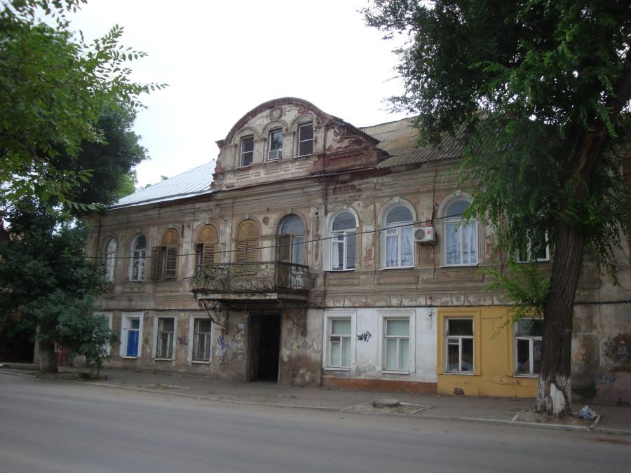 Дом Жильцовой-Кр.наб. 50