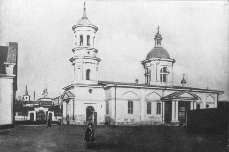 Армянская Успенская церковь