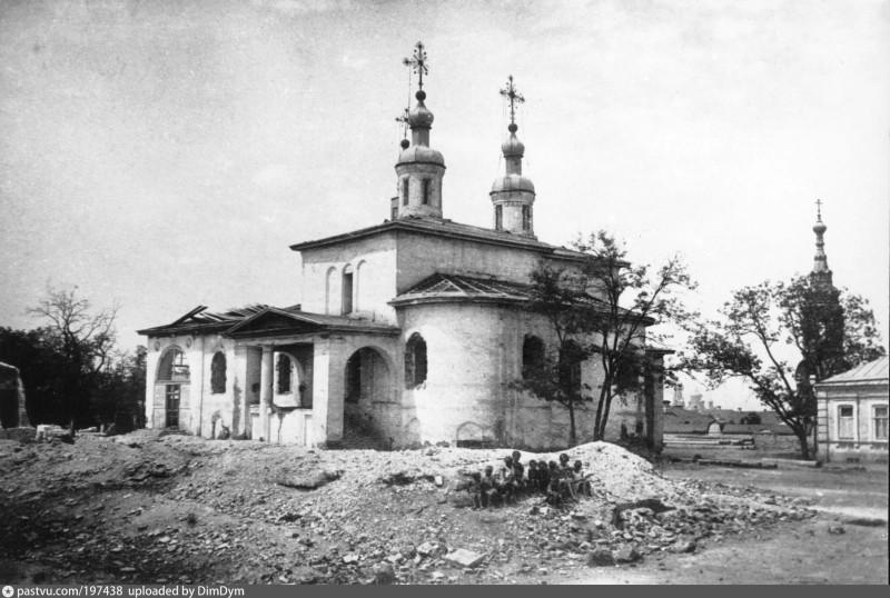 Благовещенский монастырь - Благовещенская церковь