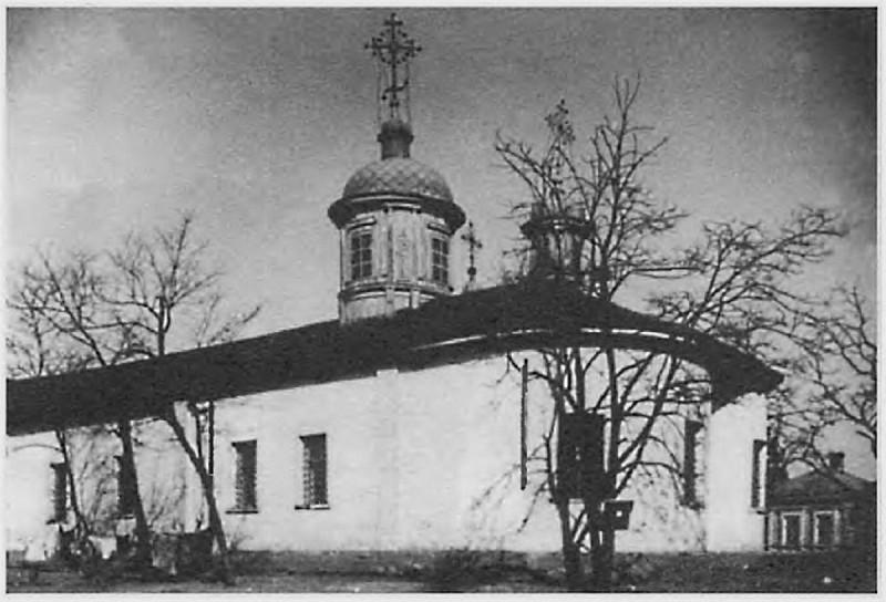 Благовещенский монастырь - Иоанно-Богословская церковь