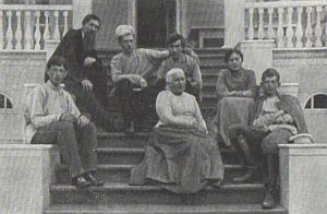 В.М. Васнецов с родными и близкими. 1906г.