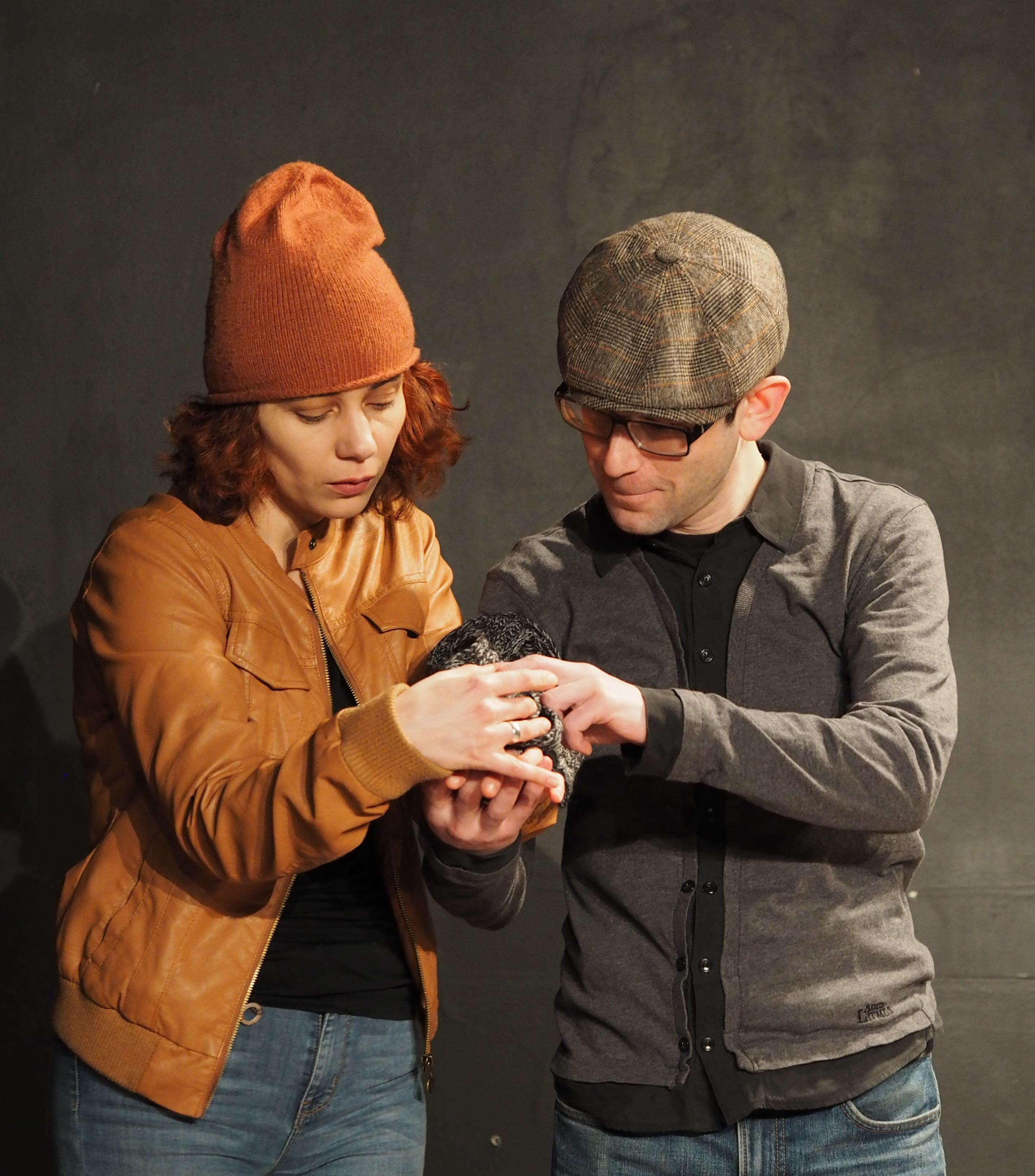 Ольга Злодеева и Валентин Самохин