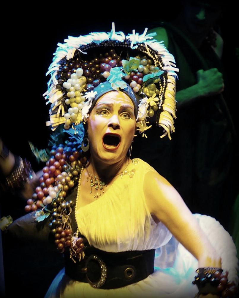 ИППОЛИТА, царица амазонок ( Тамара Кудряшова)