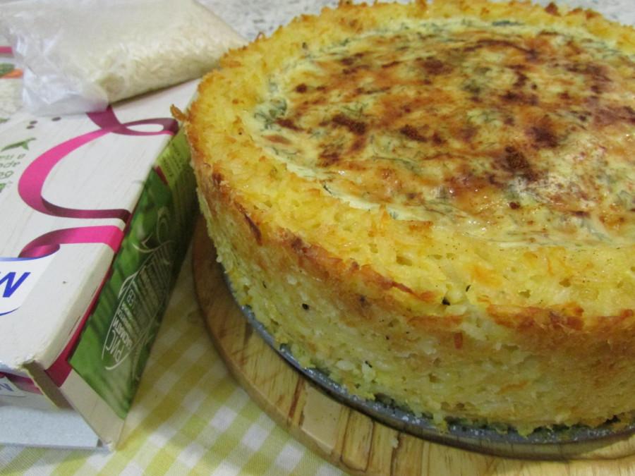 Пирог с скумбрией и картошкой рецепт с в