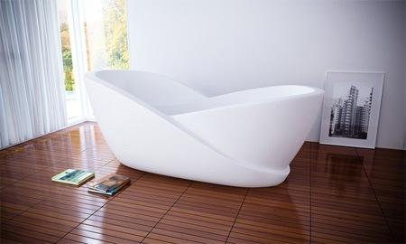 ванна для девушки