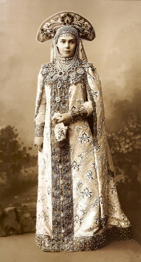 Её Императорское Высочество Великая Княгиня Ксения Александровна