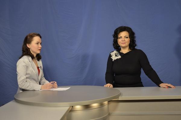 «Интервью» с Еленой Николаевой