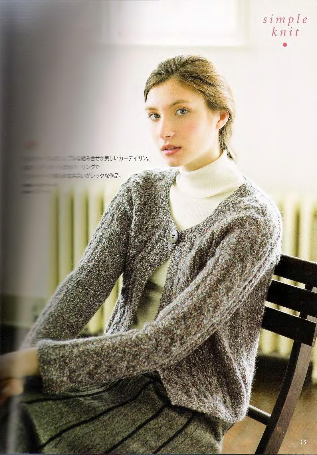 Let's knit series NV4375 2008 M-L sp-kr_15