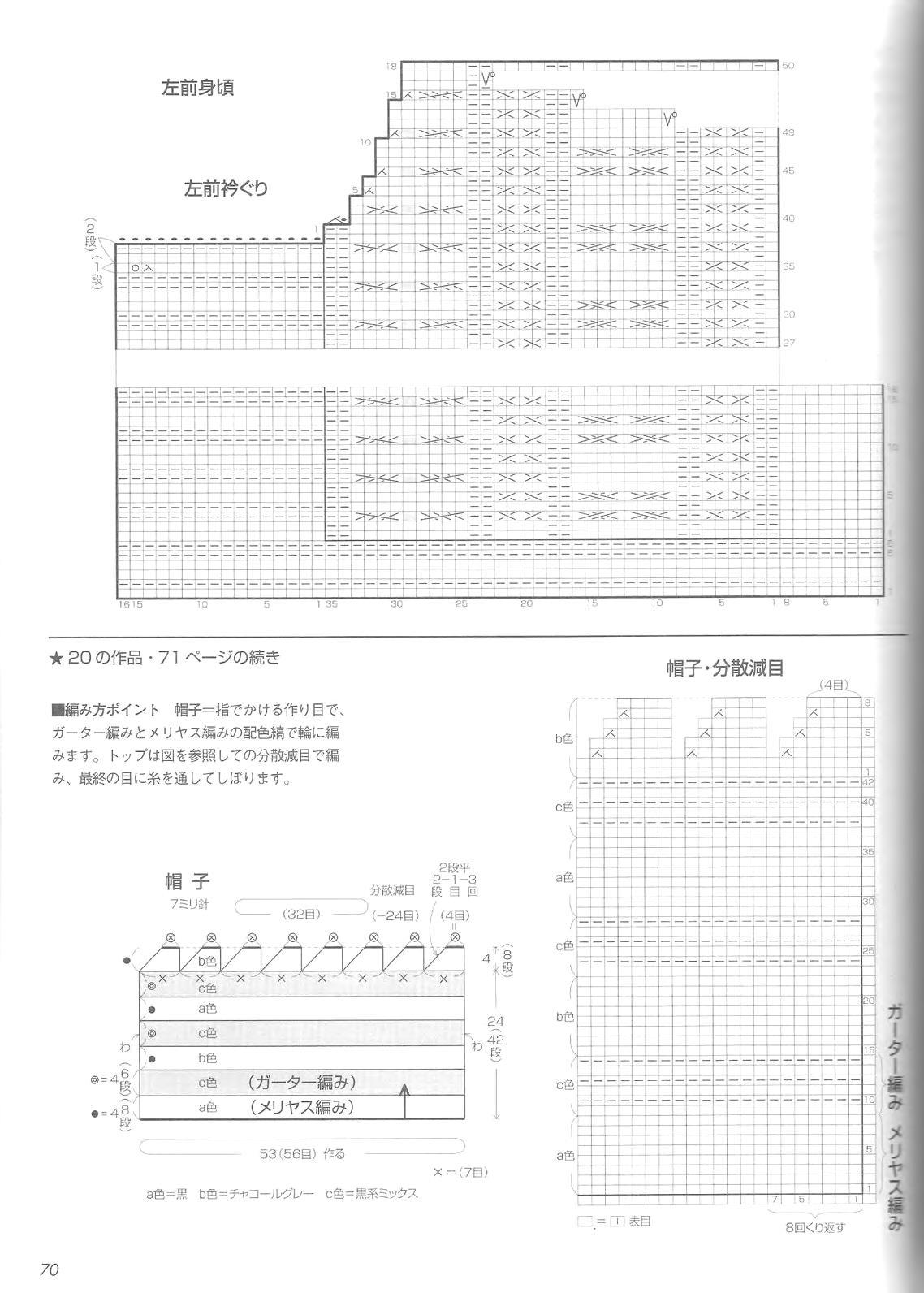 Let's knit series NV4375 2008 M-L sp-kr_70