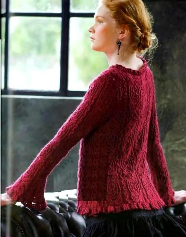 Let's knit series NV4374 13 sp_14
