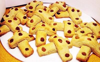 Печенье Кресты